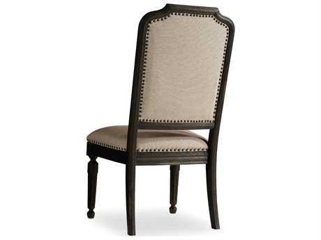 Hooker Furniture Corsica Dark Wood Dining Side Chair (OPEN BOX)