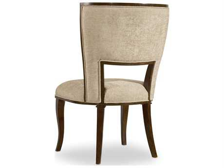 Hooker Furniture Skyline Dark Cathedral Cherry Dining Side Chair (OPEN BOX)