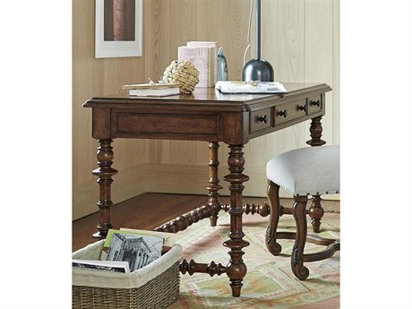 Paula Deen Home Dogwood Low Tide 60''L x 28''W Rectangular Note-Worthy Desk (OPEN BOX)