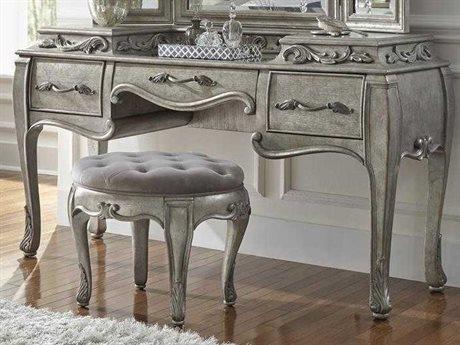 Pulaski Rhianna Silver Vanity (OPEN BOX)