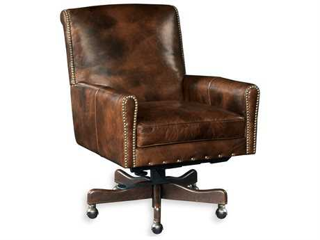 Hooker Furniture Imperial Empire Natchez Brown Executive Chair (OPEN BOX)