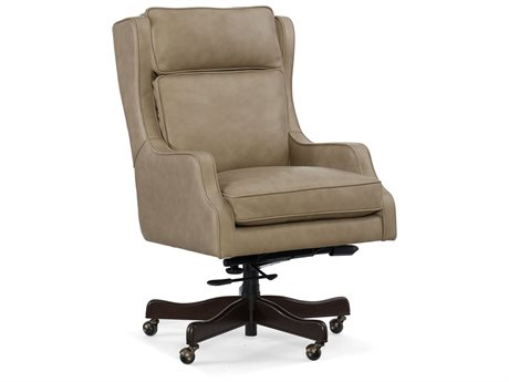 Hooker Furniture Drema Caruso Falvo with Natchez Brown Executive Chair (OPEN BOX)