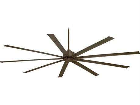 Minka-Aire Xtreme Oil Rubbed Bronze 96'' Wide Indoor Ceiling Fan (OPEN BOX)