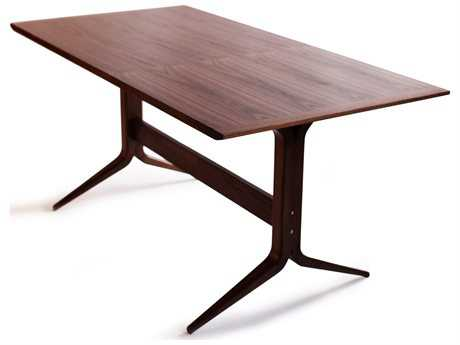 Osidea Y 63'' x 31.5'' Rectangular Dining Table