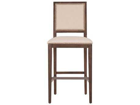 Orient Express Furniture Traditions Set of 2 Dexter Rustic Java Barstools