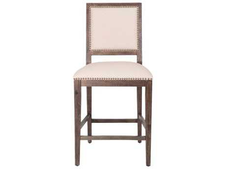 Orient Express Furniture Traditions Set of 2 Dexter Rustic Java Counter Stools
