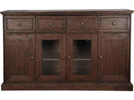 Orient Express Furniture Hudson 70''L x 20''W Rustic Java Sideboard