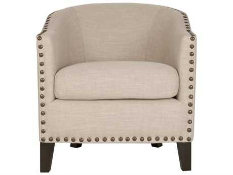 Orient Express Furniture Villa Dutch Birch Fabric Club Chair