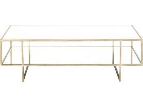 Orient Furniture Express Melange Rose 31'' x 24'' Rectangular Laurent Antique Coffee Table