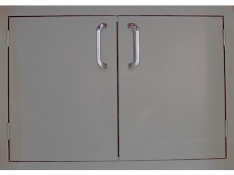 Outdoor Greatroom 30'' Stainless Steel Vertical Double Access Door