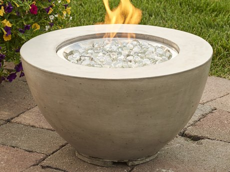 Outdoor Greatroom 19'' Round Cove Fire Pit Table