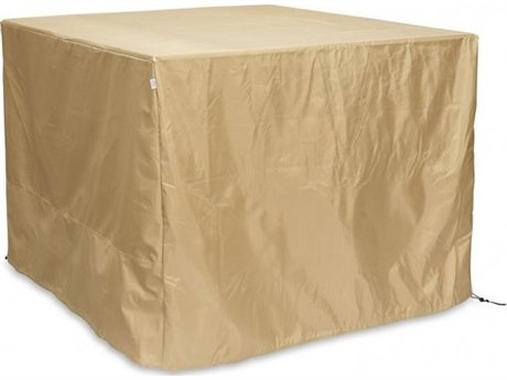 Outdoor Greatroom Square Tan Protective Cover