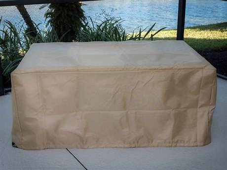 Outdoor GreatRoom Rectangular Tan Protective Cover (52'' W X 40'' D X 1963'' H)