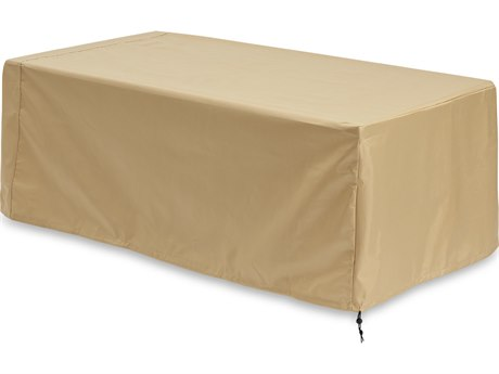 Outdoor GreatRoom Linear Tan Protective Cover (57'' W X 27.25'' D X 24'' H)