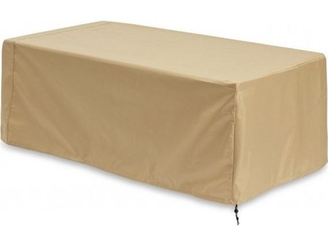 Outdoor Greatroom Linear Tan Protective Cover