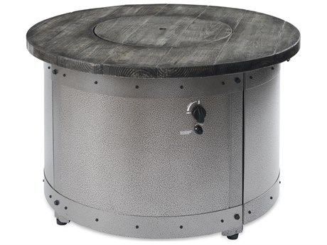 Outdoor Greatroom Edison Gas Fire Pit Table PatioLiving