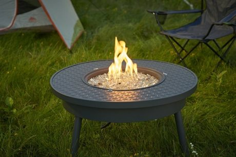 Outdoor Greatroom Renegade Gas Fire Pit Table