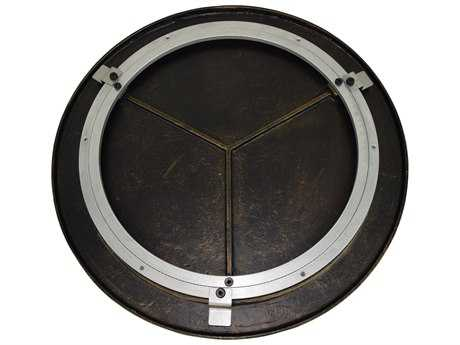 Oakland Living Cast Aluminum Lazy Susan / Cover for Gas Firepits