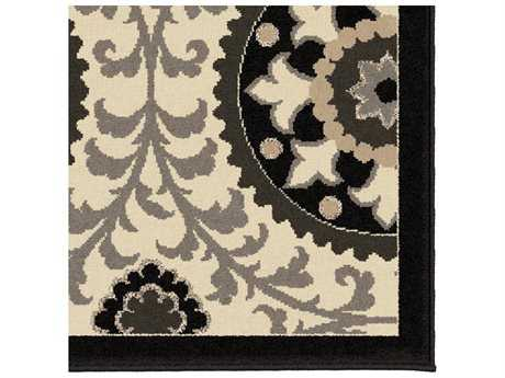 Orian Rugs Nuance Annex Rectangular Taupe Runner Rug
