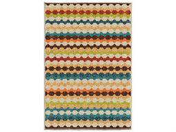Orian Rugs Veranda Connect The Dots Rectangular Area Rug