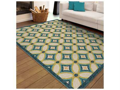 Orian Rugs Veranda Tezza Rectangular Area Rug