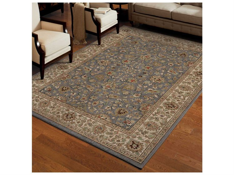 Orian Rugs Radiance Julie Anne Gray Rectangular Area Rug