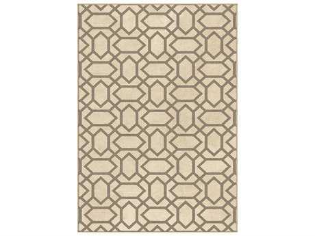 Orian Rugs Modern Grace Rectangular Talavera Silverton Beige Area Rug