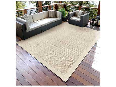 Orian Rugs Jersey Home Ivory Rectangular Area Rug