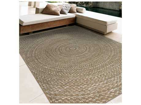 Orian Rugs Breeze Cerulean Gray Rectangular Area Rug