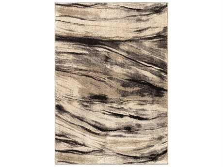 Orian Rugs American Heritage Sycamore Black & Gray Rectangular Area Rug