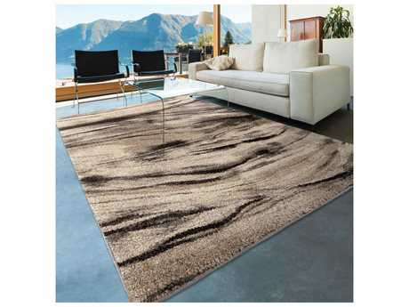 Orian Rugs American Heritage Sycamore Black & Gray Rectangular Area Rug