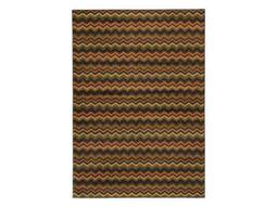 Oriental Weavers Aston Rectangular Brown Area Rug