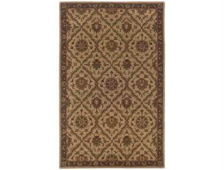 Oriental Weavers Windsor Rectangular Beige Area Rug