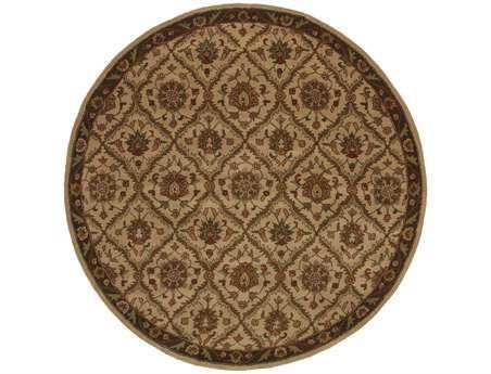 Oriental Weavers Windsor 7'6'' Round Beige Area Rug