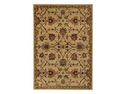 Oriental Weavers Aston Rectangular Beige Area Rug