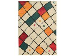 Oriental Weavers Nomad Rectangular Ivory Area Rug