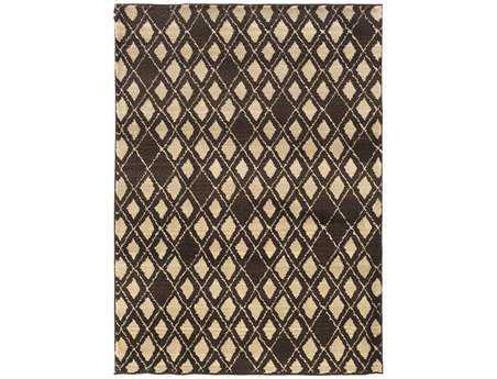 Oriental Weavers Marrakesh Rectangular Brown Area Rug