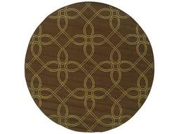 Oriental Weavers Montego Round Machine Made Rug