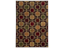 Oriental Weavers Aston Rectangular Brown & Beige Area Rug