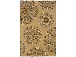 Oriental Weavers Eden Rectangular Beige Area Rug
