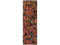 Oriental Weavers Eden 2'6'' x 8' Rectangular Brown Runner Rug