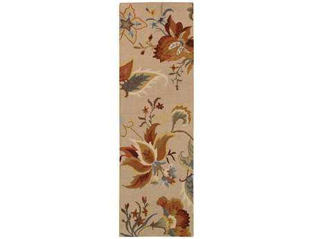 Oriental Weavers Eden 2'6'' x 8' Rectangular Beige Runner Rug