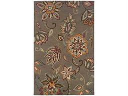 Oriental Weavers Eden Rectangular Gray Area Rug