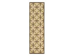 Oriental Weavers Montego 2'3'' x 7'6'' Rectangular Beige Runner Rug