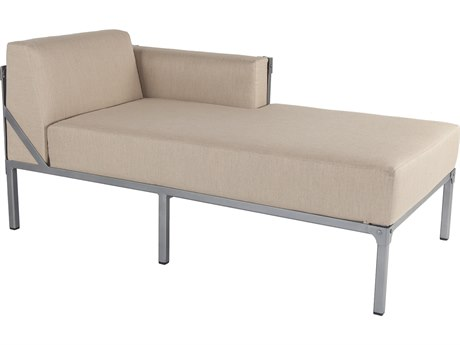 OW Lee Creighton Replacement Left Arm Chaise Lounge Cushions