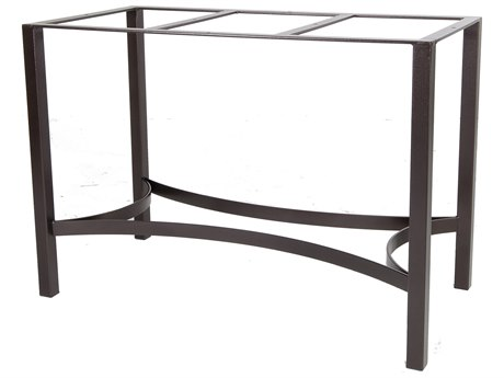 OW Lee Wrought Iron 07 Counter Table Base
