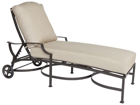 OW Lee Madison Aluminum Adjustable Chaise