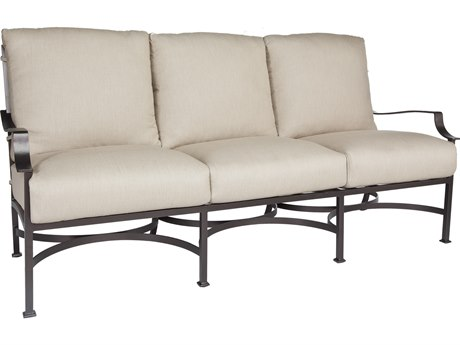 OW Lee Madison Aluminum Sofa
