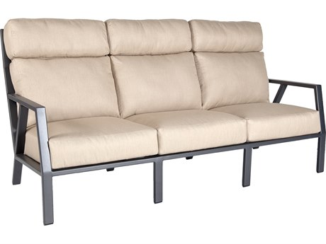 OW Lee Aris Aluminum Sofa