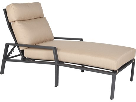 OW Lee Aris Aluminum Adjustable Chaise